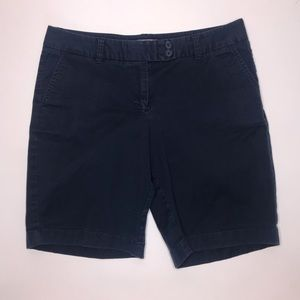 Vineyard Vines | Solid Navy Blue Bermuda Shorts